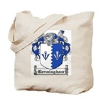 Bermingham Coat of Arms Tote Bag