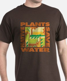 Native Plant Landscaping T-Shirt