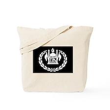 Afghanistan Flag (1928) Tote Bag