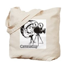 Camera Guy Tote Bag