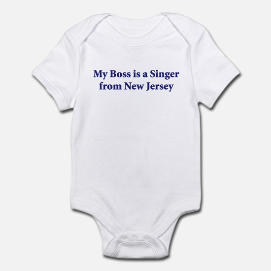 Bruce Springsteen Infant Bodysuit