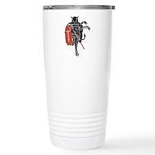 Black Devil - Ceramic Travel Mug