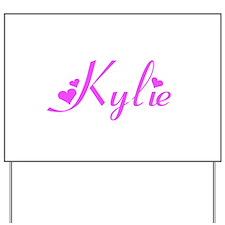Kylie Yard Sign