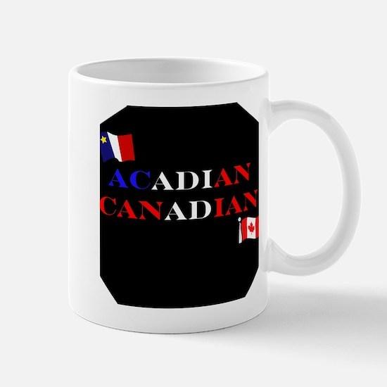 Acadian Canadian Mug