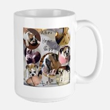 Lola Whos Your Puppy Mug