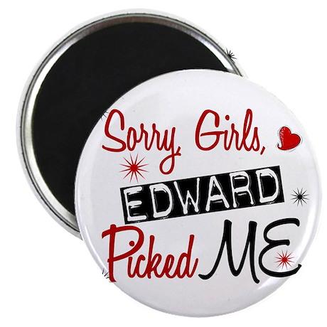 "Edward Picked ME Twilight 2.25"" Magnet (100 pack)"