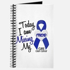 Missing My Friend 1 CC Journal