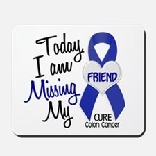 Missing My Friend 1 CC Mousepad