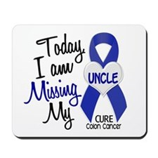 Missing My Uncle 1 CC Mousepad
