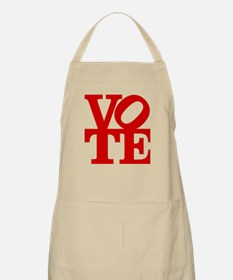 VOTE (1-color) BBQ Apron