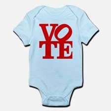 VOTE (1-color) Onesie