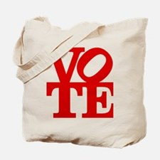 VOTE (1-color) Tote Bag