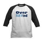 Over RAYted Kids Baseball Jersey