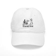Steroid free baseball Baseball Cap