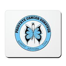 Prostate Cancer Survivor Mousepad