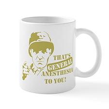 General Anesthesia Small Mug