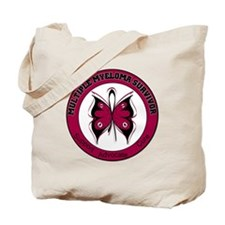 Multiple Myeloma Survivor Tote Bag
