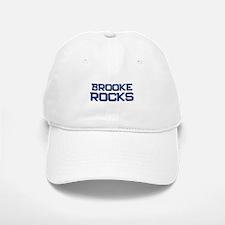 brooke rocks Baseball Baseball Cap