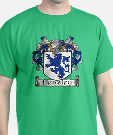 Heasley Coat of Arms T-Shirt