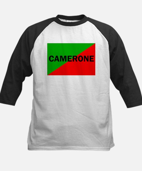 Camerone Kids Baseball Jersey