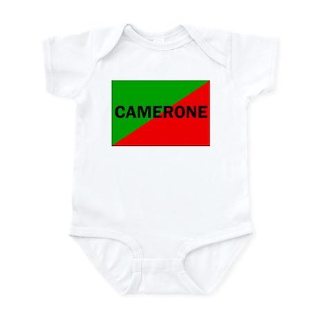 Camerone Infant Bodysuit
