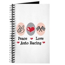 Peace Love Auto Racing Journal