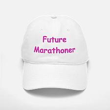 Future Marathoner Baseball Baseball Cap