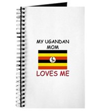 My Ugandan Mom Loves Me Journal