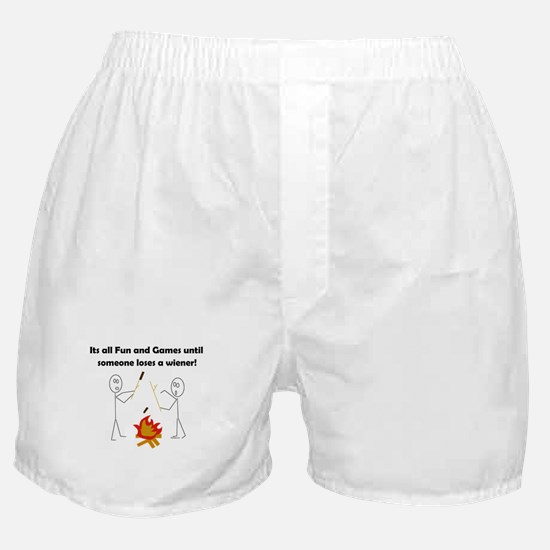 Its all Fun and Games... Boxer Shorts
