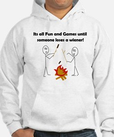 Its all Fun and Games... Hoodie