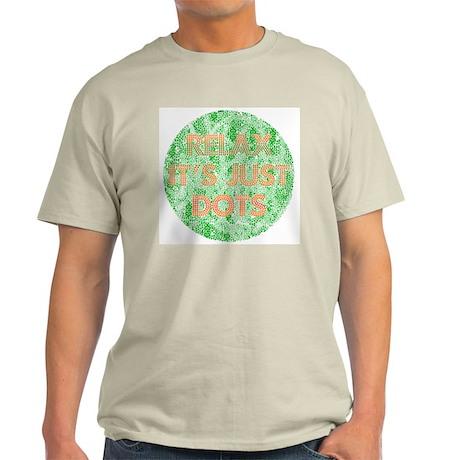It's Just Dots Light T-Shirt