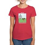 Bury me with my skates on Women's Dark T-Shirt