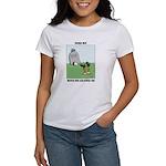 Bury me with my skates on Women's T-Shirt