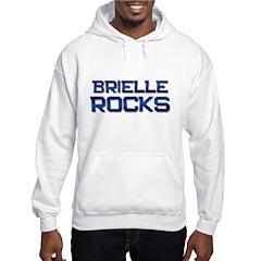brielle rocks Hoodie