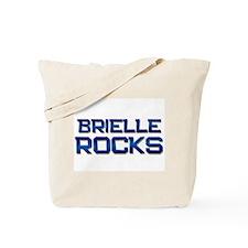 brielle rocks Tote Bag