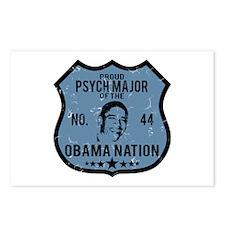 Psych Major Obama Nation Postcards (Package of 8)
