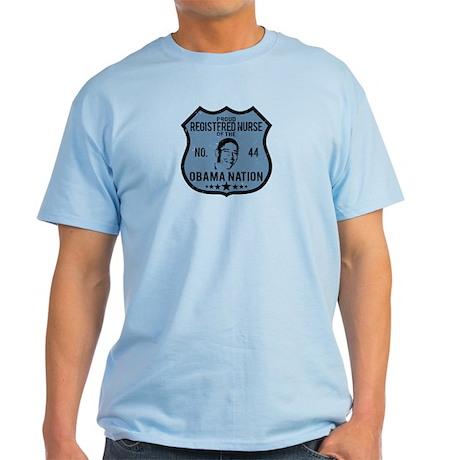 RN Obama Nation Light T-Shirt
