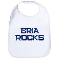 bria rocks Bib