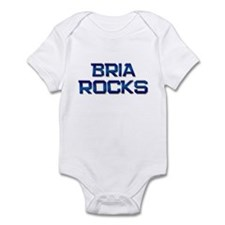 bria rocks Infant Bodysuit