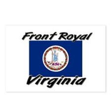 Front Royal virginia Postcards (Package of 8)
