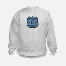 Social Worker Obama Nation Sweatshirt