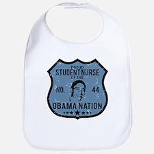 Student Nurse Obama Nation Bib