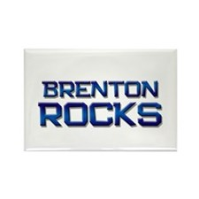 brenton rocks Rectangle Magnet