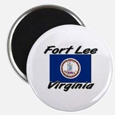 Fort Lee virginia Magnet
