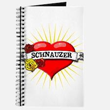 Schnauzer Heart Journal