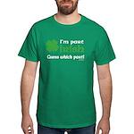 I'm Part Irish Dark T-Shirt