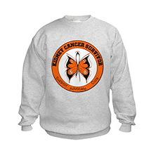 Kidney Cancer Survivor Sweatshirt