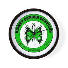 Kidney Cancer Survivor Wall Clock