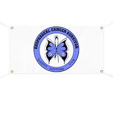 Esophageal Cancer Survivor Banner