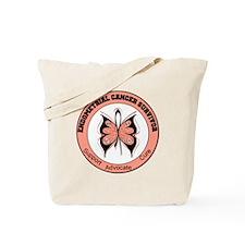 Endometrial Cancer Survivor Tote Bag